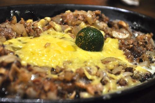 Best Pork Sisig Philippines