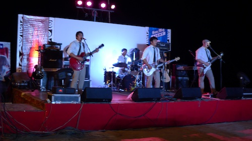 The Bloomfields Concert - Matabungkay Beach Hotel