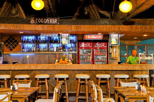The Cogon Bar