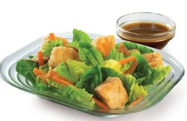 Bonchon Ginger Tofu Salad