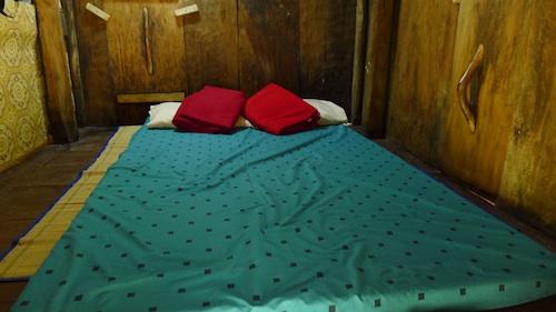 Inside my Ifugao Hut