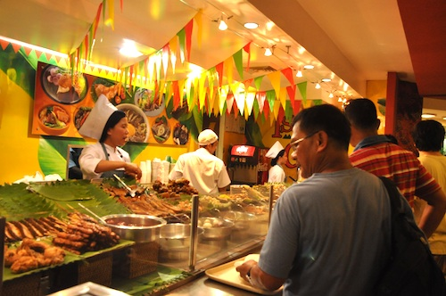 Island Grill Express SM Cebu Food Court