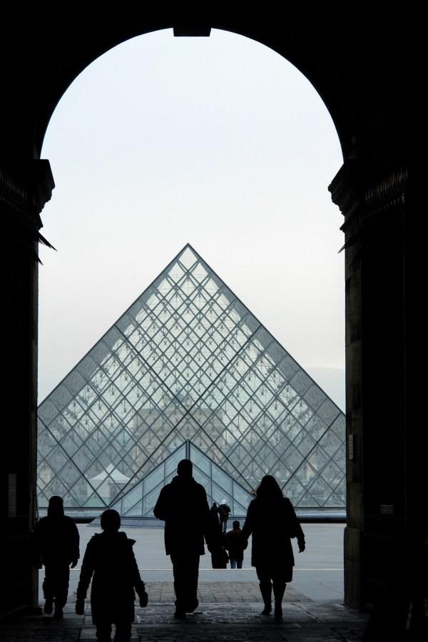 Louvre Museum Art Galleries