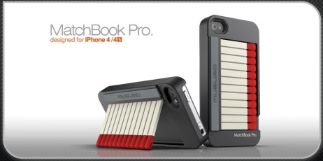 MatchbookPro iPhone Cover