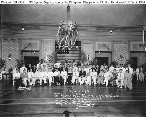 The Met in 1934