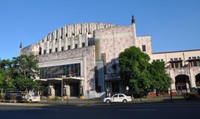 Metropolitan Theater Manila