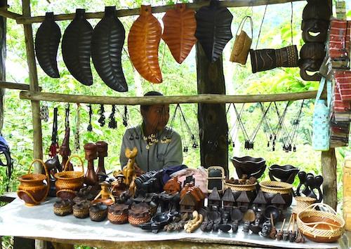 Souvenir Shops in Batad