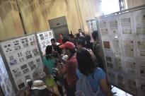 Stamp Collectors Exhibit