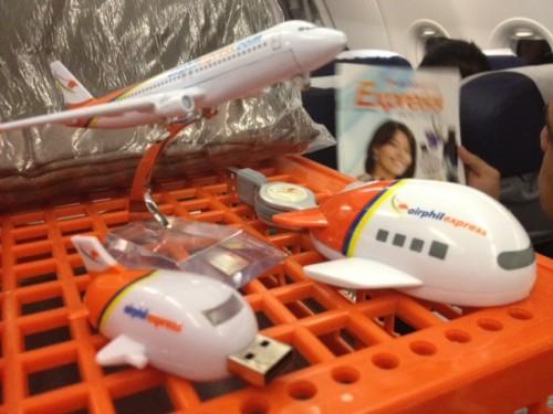 Airphil Express Souvenir Items