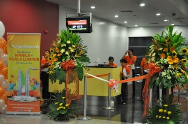 Airphil Express now flies to Kuala Lumpur