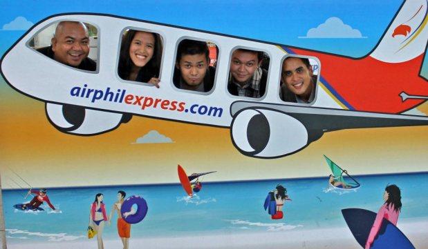 At Ninoy Aquino International Airport