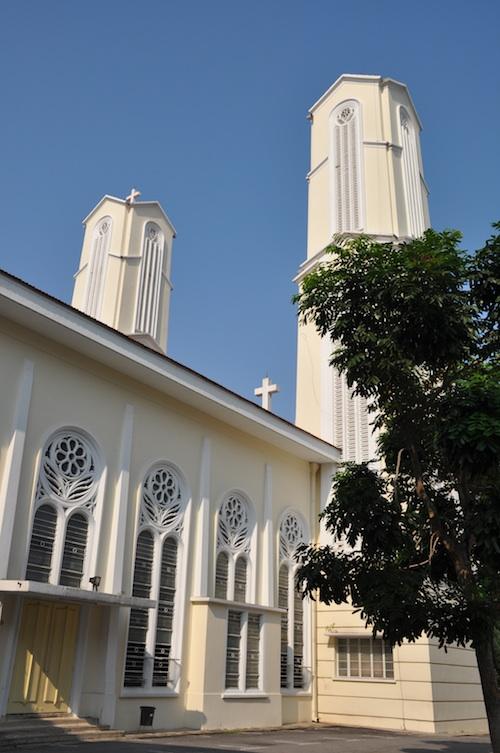 catholic church malaysia