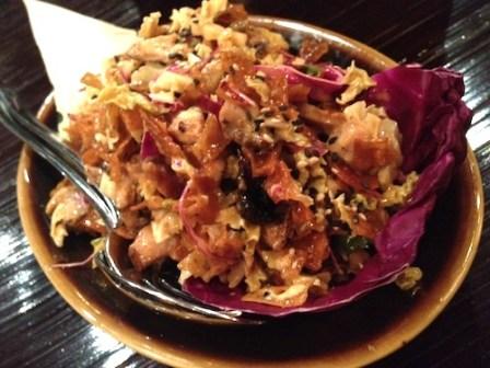 Buddha Bar Chicken Salad