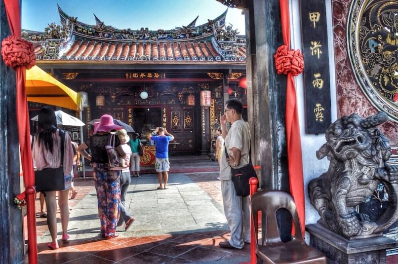 Chinese Worshipers