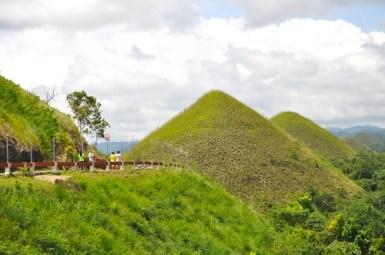 Chocolate Hills Complex in Carmen
