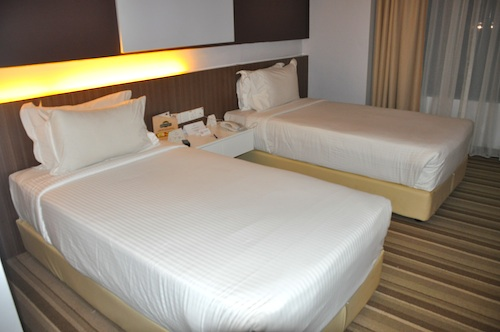Premium Rooms at Radius International Hotel