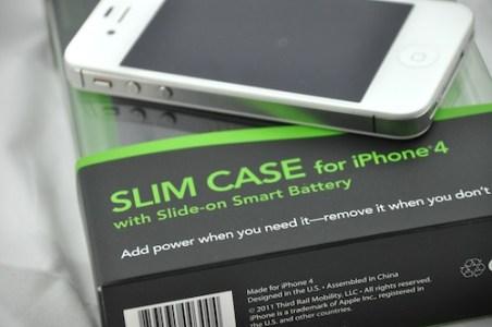 Slim Case for iPhone