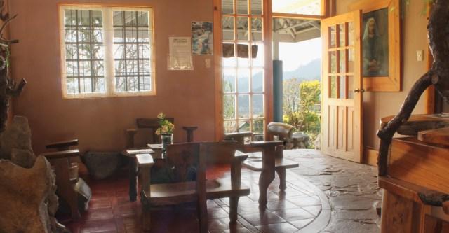 St Joseph Resthouse in Sagada