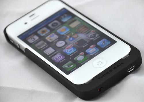 Third Rail iPhone Case