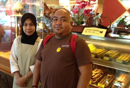 best chocolates malaysia kuala lumpur
