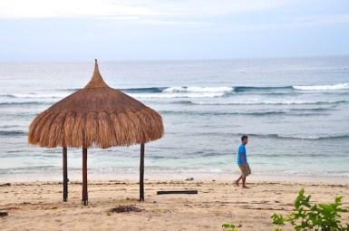 Calm Beach at Coco Grove Beach Resort