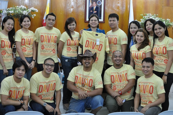 Courtesy Call with Mayor Sara Duterte