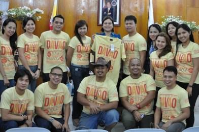 Courtesy Call with Mayor Sara Duterte