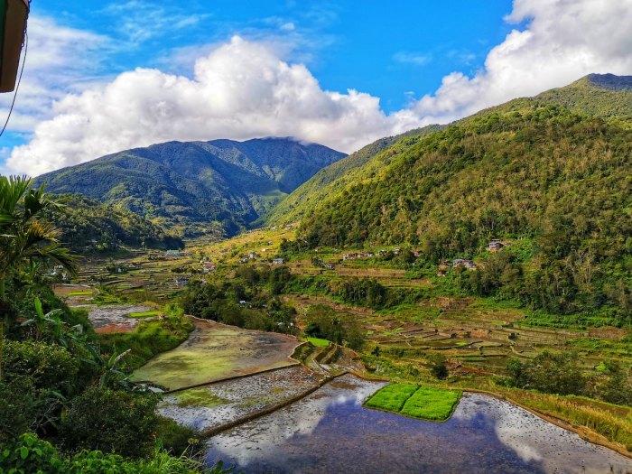 Hapao Rice Terraces photo by @smelisabiyong via Unsplash