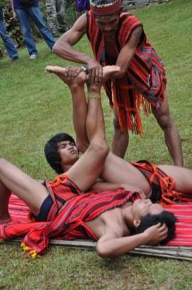 Ifugao Ethnic Games
