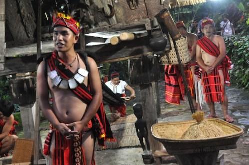 Ifugao Rituals at Banaue Hotel