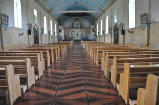 Last few Churches in the Philippines with Wooden Tiles