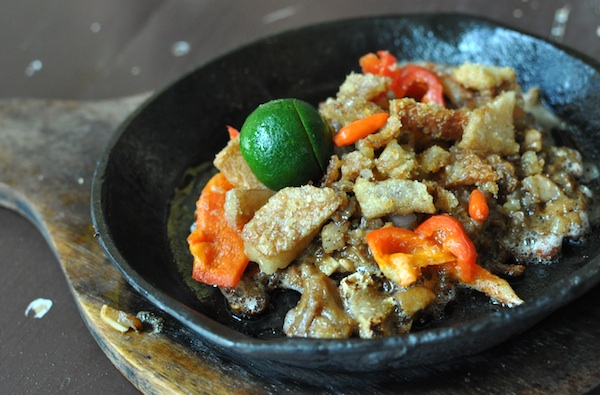 best sisig in davao