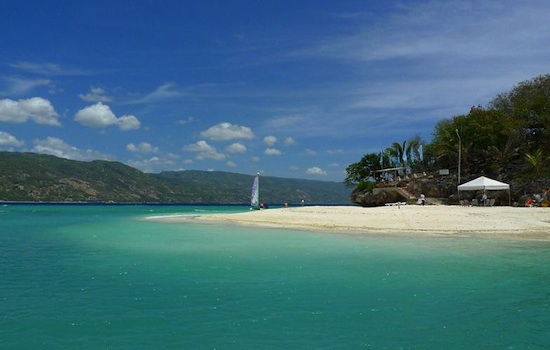 Sandbar at Sumilon Island Resort