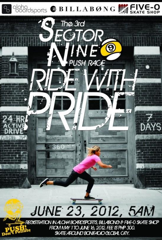 Skateboarding with Pride