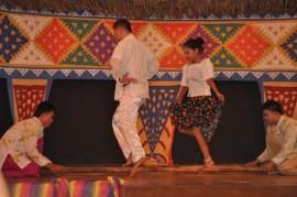 Tinikling Dancers
