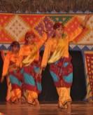 Traditional Muslim Dance