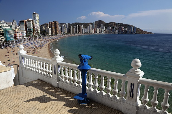 benidorm resorts