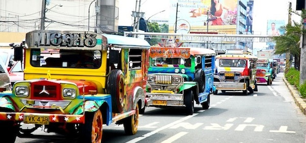 Grand Jeepney Parade
