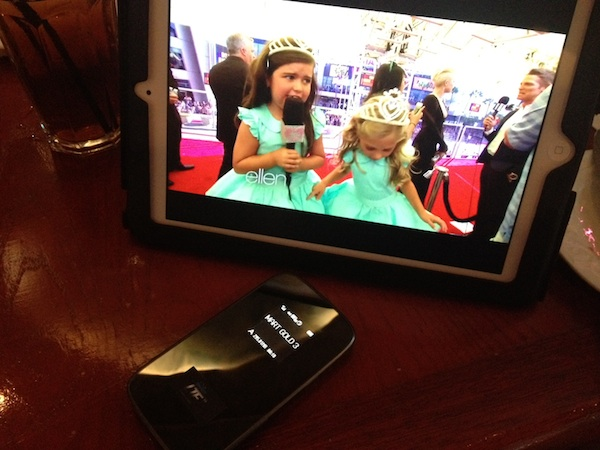 SMART LTE Pocket WIFI Device