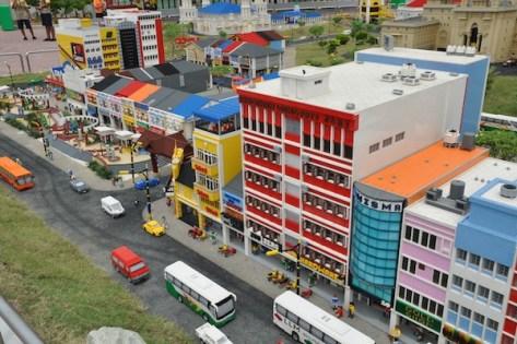 Colorful ShopHouses
