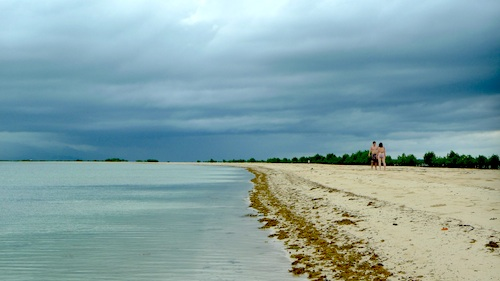 Snake Island in Puerto Princesa Palawan