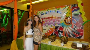 Vanessa Tarriela & Fernanda Cordeiro de Sousa