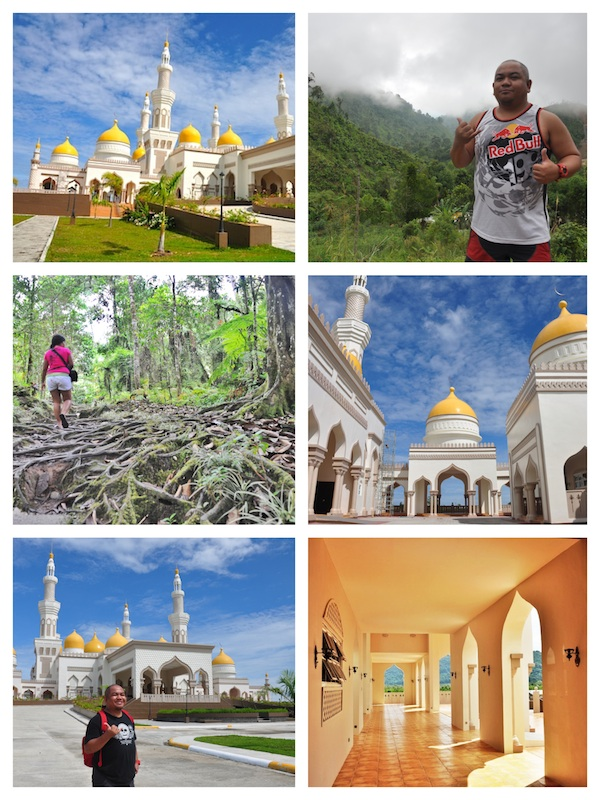 Lake Agco and Cotabato Golden Mosque