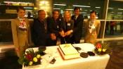 PAL and Toronto Pearson Airport Executives
