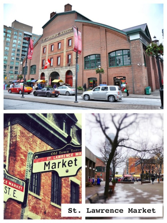 Saint Lawrence Market