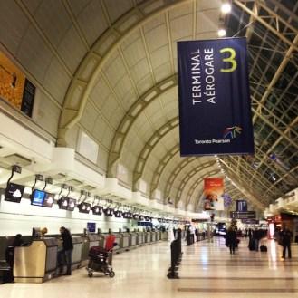 Toronto Pearson International Airport Terminal 3