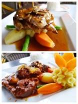 A La Carte Meals