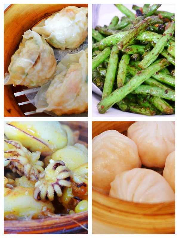 Dim Sum Food at Pearl Harbourfront Chinese Restaurant
