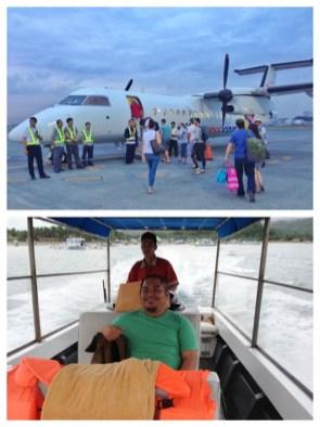 En Route to Boracay