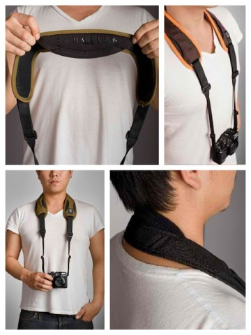 Industry Disgrace Camera Strap by Crumpler